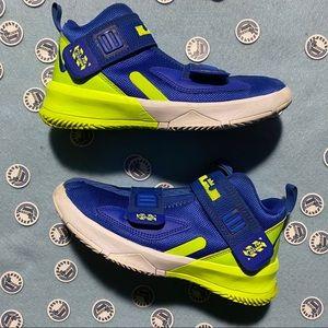 "Nike Lebron Solider ""Sprite"" - Size 1.5y"